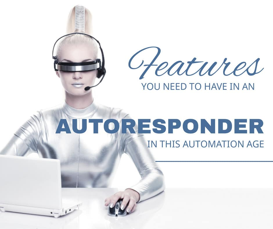ActiveCampaign - Features you need in an autoresonder.